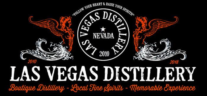 Las Vegas Distillery Logo